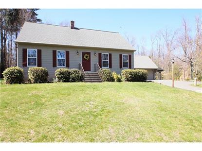 58 Mountain Rd  East Hartland, CT MLS# G10127065