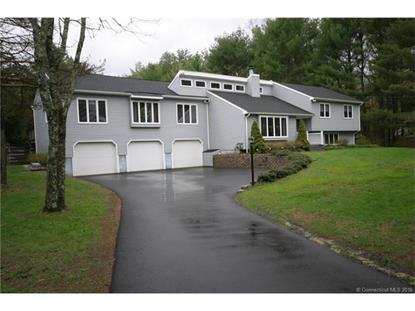 131 Pinney Hill Rd  Willington, CT MLS# G10131894