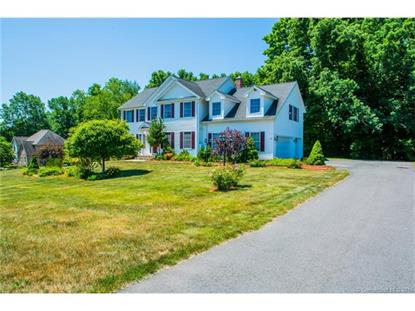 30 Miller Farms Rd  Willington, CT MLS# G10147181