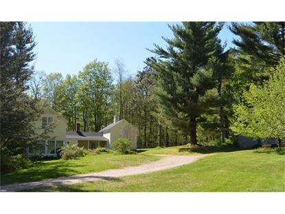 135 Old Town Rd  East Hartland, CT MLS# G10167259
