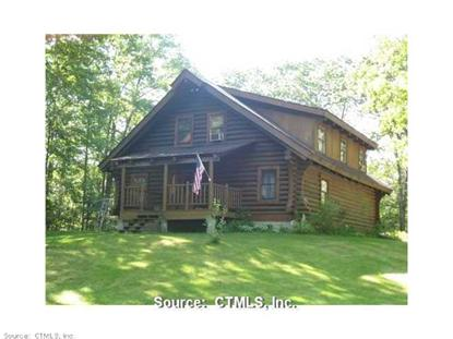 163 RFD ROAD, Stafford, CT