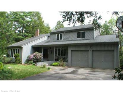 14 PINECREST RD Willington, CT MLS# G675628