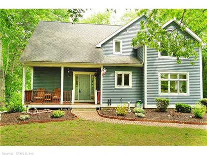 38 SINGLETON RD Chaplin, CT MLS# G685527