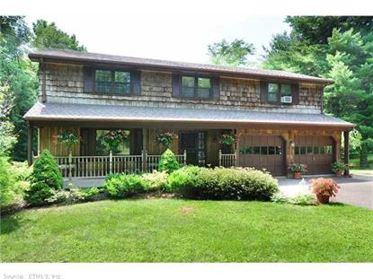54 WALNUT HILL RD East Hartland, CT MLS# G688716