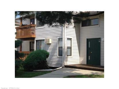 153 WOODLAND DR  153 Cromwell, CT MLS# G689022