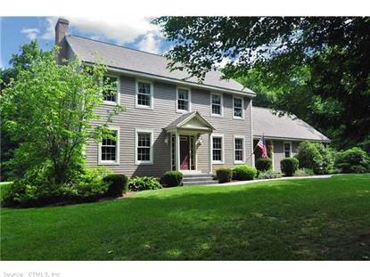 94 EASTWOOD DR East Hartland, CT MLS# G689400