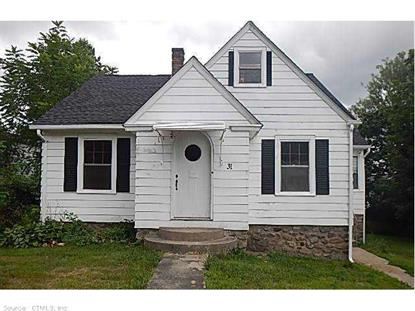 31 HUTCHINSON ST Waterbury, CT MLS# G693822
