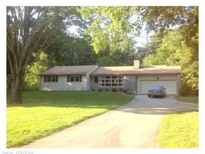 165 MULLEN HILL ROAD Windham, CT MLS# G694631
