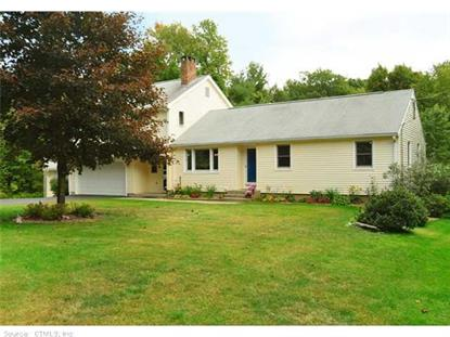 75 ANDERSON RD East Hartland, CT MLS# G696832