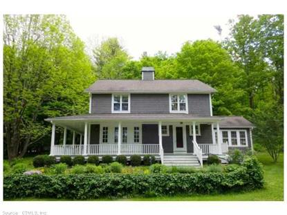 23 JOHNSON RD Cornwall, CT MLS# L148743