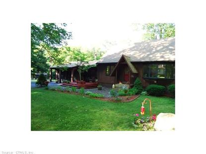 1220 OLD NORTHFIELD RD Thomaston, CT MLS# L150778