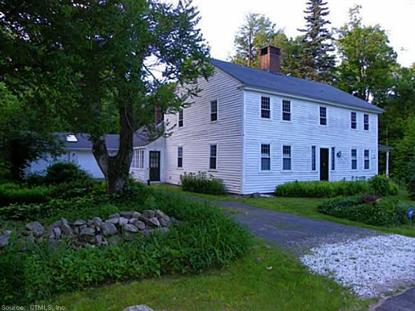 182 RENGERMAN HILL RD East Hartland, CT MLS# L152270