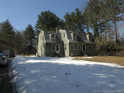 265 Ballamahack Rd  Windham, CT MLS# N10032805