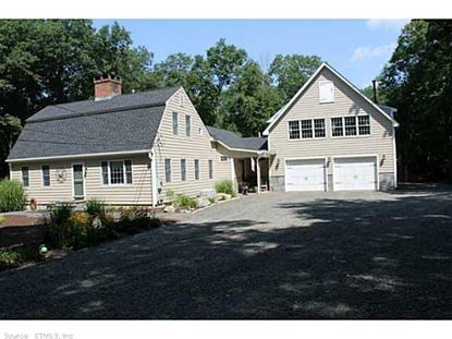 291 NORTH PARKER HILL RD Killingworth, CT MLS# N353760