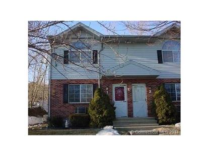 24 Blueridge Dr  Waterbury, CT MLS# W10008819