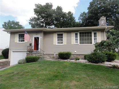 Real Estate for Sale, ListingId: 35455774, Waterbury,CT06708