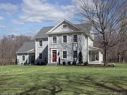 556 The Estate on East Meadowbrook farm  Woodbury, CT MLS# W10114339