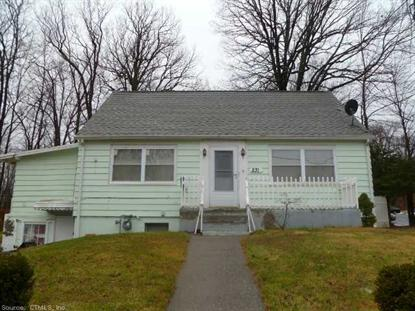 231 OAKVILLE AVE Waterbury, CT MLS# W1074956