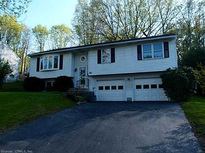 74 WOODHAVEN ST Waterbury, CT MLS# W1076766