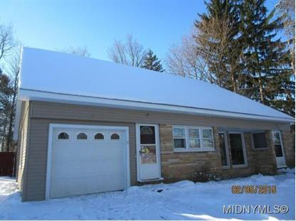10 Forest Rd  Utica, NY MLS# 1500495