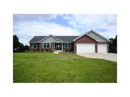 3947 LITTLE HURRICANE RD, Martinsville, IN