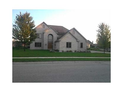 59 HOLLAWAY BLVD Brownsburg, IN MLS# 21288375