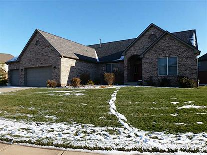 745 Ridge Gate Dr Brownsburg, IN MLS# 21326600