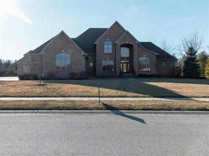 5984 Claybourne Drive Bargersville, IN MLS# 21332434