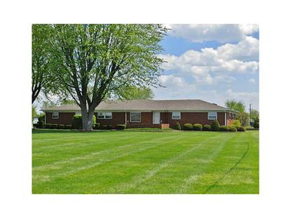 3395 County Road 900 E  Brownsburg, IN MLS# 21350299