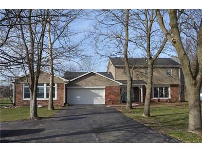 10392 North County Rd 1025 E  Brownsburg, IN MLS# 21392997