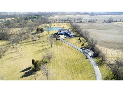 4121 North County Road 500 W  Bargersville, IN MLS# 21399812