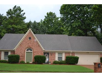 3748 OAK FOREST  Bartlett, TN MLS# 9929167