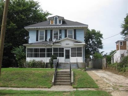 223 GARLAND  Memphis, TN MLS# 9935622