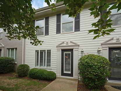 7469 GERMANTOWN SQUARE  Germantown, TN MLS# 9953524