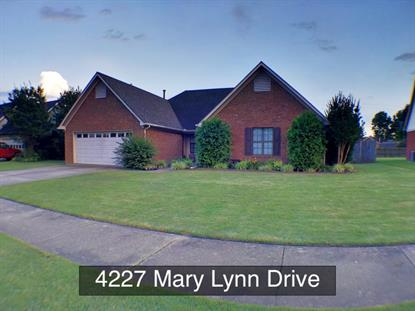 4227 MARY LYNN  Millington, TN MLS# 9962974