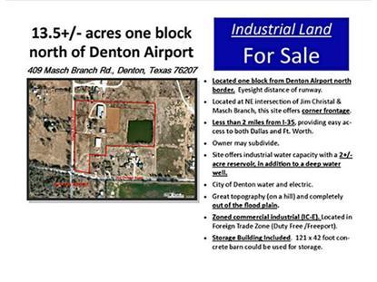 0000 Masch Branch  Denton, TX MLS# 11573289