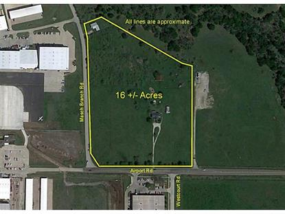 16ac. Airport Road  Denton, TX MLS# 12040615