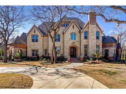 1250 Bolton Court  Southlake, TX MLS# 12098439