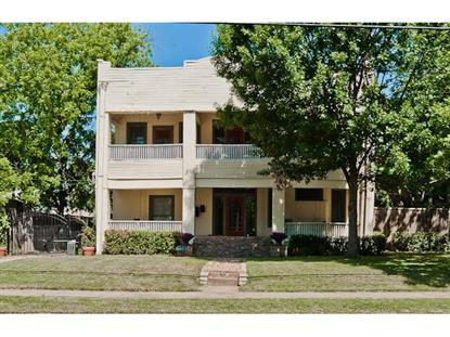 4719 Junius Street  Dallas, TX MLS# 12121441