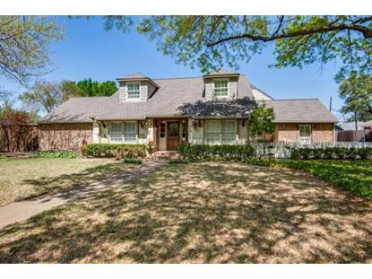 7011 Briar Cove Drive  Dallas, TX MLS# 12121474