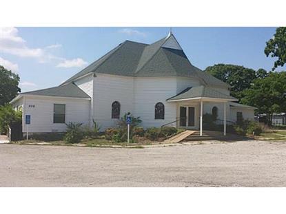 200 W Boyd Avenue W  Boyd, TX MLS# 12134805