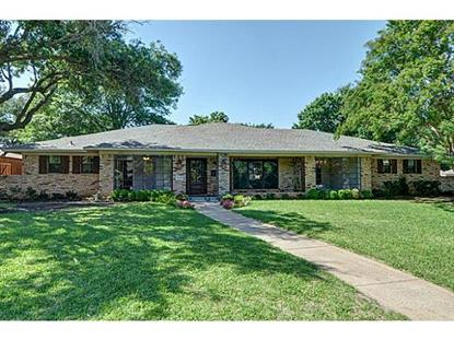 4230 Nashwood Lane  Dallas, TX MLS# 12144157