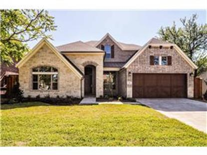 4026 N Cresthaven Road  Dallas, TX MLS# 12145069