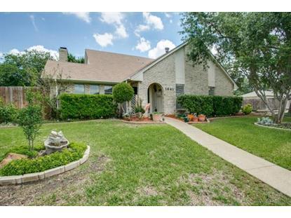 1441 Northridge Drive  Carrollton, TX MLS# 12148868