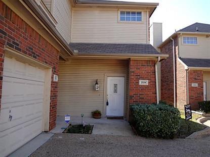 2504 Plumgrove Circle  Arlington, TX MLS# 12152541