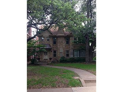 3620 Normandy Avenue  Highland Park, TX MLS# 12155059