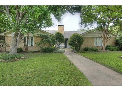 2917 Country Place Court  Carrollton, TX MLS# 12160277