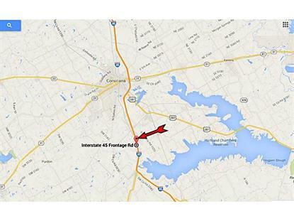 20 AC Interstate 45 Highway  Corsicana, TX MLS# 12161642