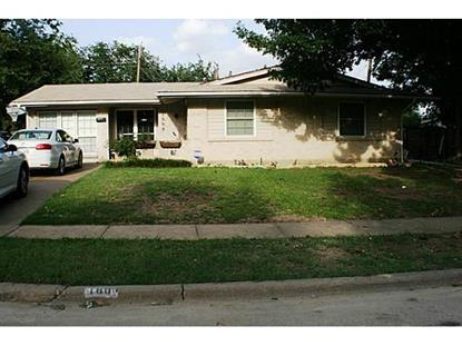 1809 Valleywood Drive  Carrollton, TX MLS# 12172613