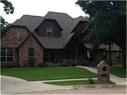 1304 CROWS NEST Court  Azle, TX MLS# 12173242